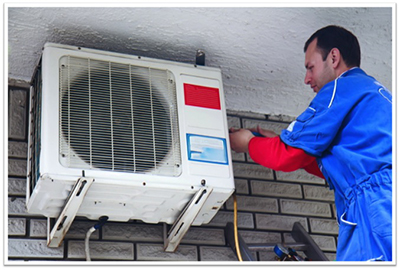 Commercial air conditioning