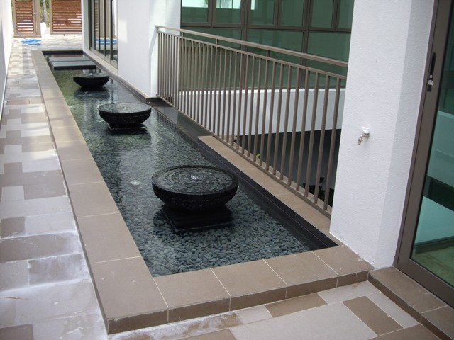 Landscape Water Features