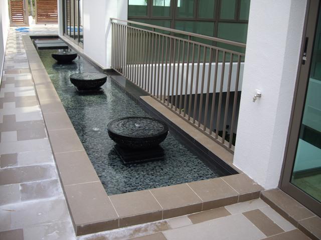 Landscape Water Features